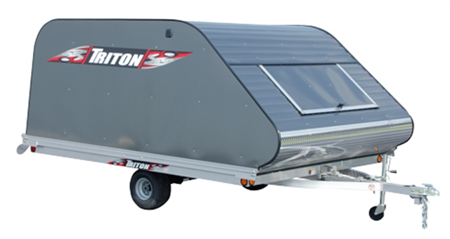 2017 Triton Trailers ELITE12-101WB Snowmobile Trailer at Harsh Outdoors, Eaton, CO 80615