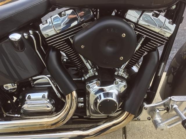 2001 Harley-Davidson SOFTAIL CUSTOM at Randy's Cycle, Marengo, IL 60152