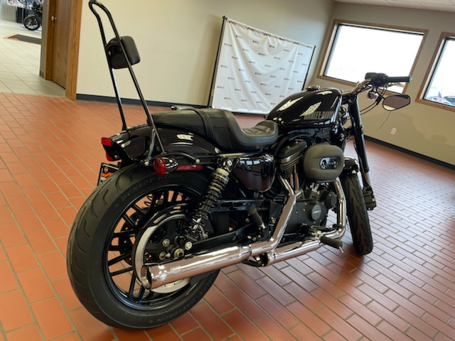 2016 Harley-Davidson Sportster Roadster at Rooster's Harley Davidson