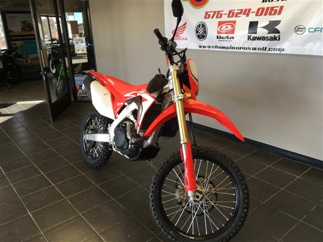 2019 Honda CRF 450L at Champion Motorsports, Roswell, NM 88201
