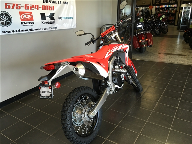 2019 Honda CRF 450L at Champion Motorsports, Roswell, NM 88201