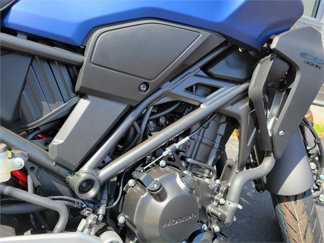 2021 Honda CB300R ABS at Powersports St. Augustine