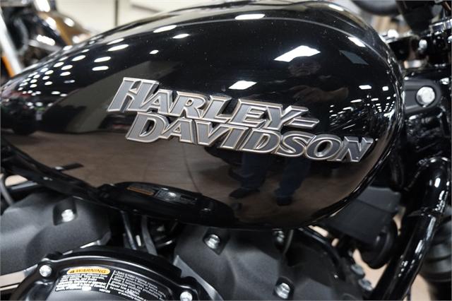2019 Harley-Davidson Softail Street Bob at Clawson Motorsports