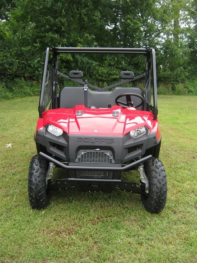 2019 Polaris Ranger 570 Full Size Solar Red at Brenny's Motorcycle Clinic, Bettendorf, IA 52722