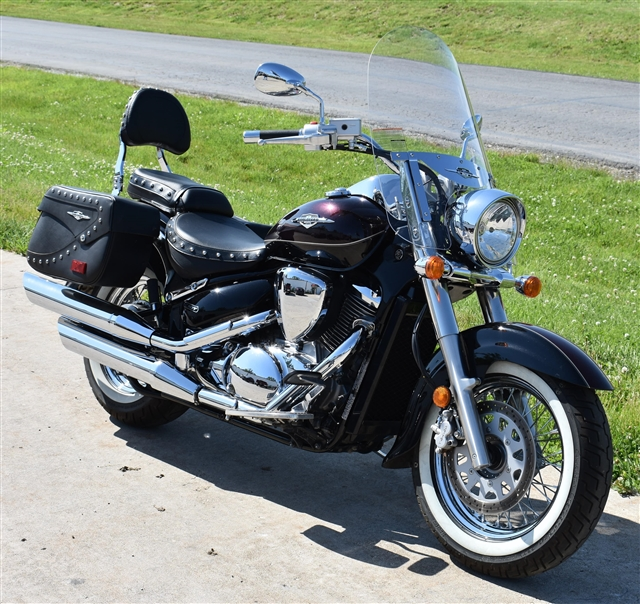 2015 Suzuki Boulevard C50T at Lincoln Power Sports, Moscow Mills, MO 63362