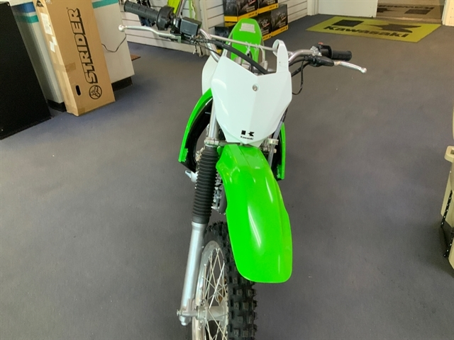 2021 Kawasaki KLX 140R at Jacksonville Powersports, Jacksonville, FL 32225