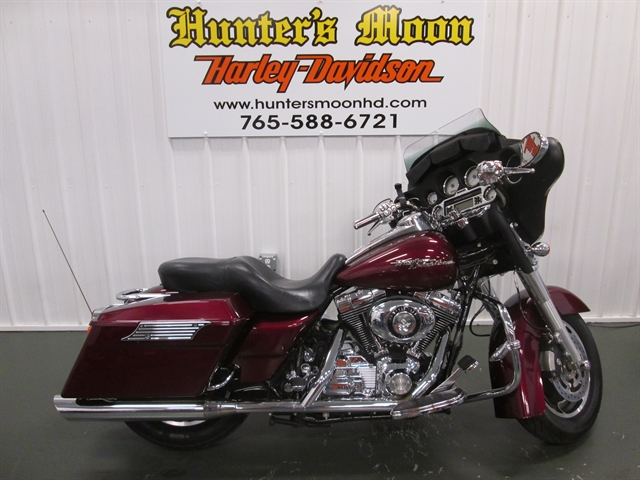 2008 Harley-Davidson Street Glide Base at Hunter's Moon Harley-Davidson®, Lafayette, IN 47905