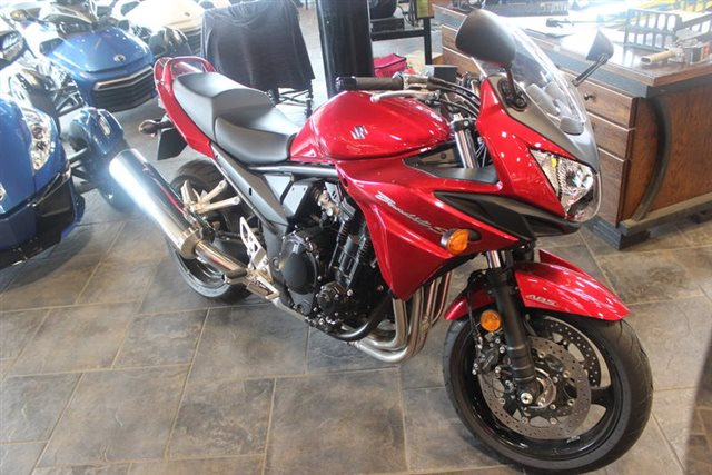 2016 Suzuki Bandit 1250S ABS at Kent Powersports, North Selma, TX 78154