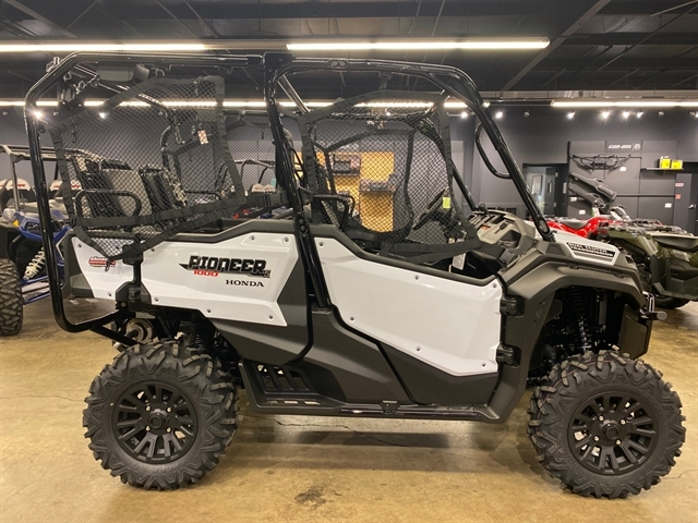 2021 Honda Pioneer 1000-5 Deluxe at Sloans Motorcycle ATV, Murfreesboro, TN, 37129