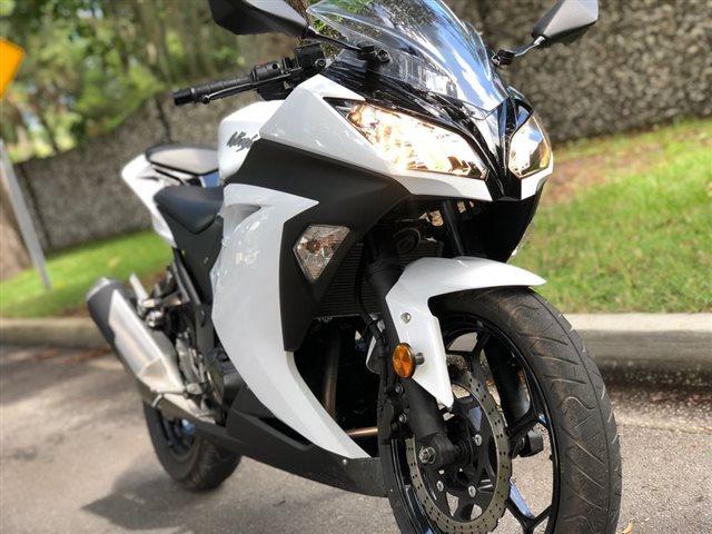2017 Kawasaki Ninja 300 Base at Powersports St. Augustine