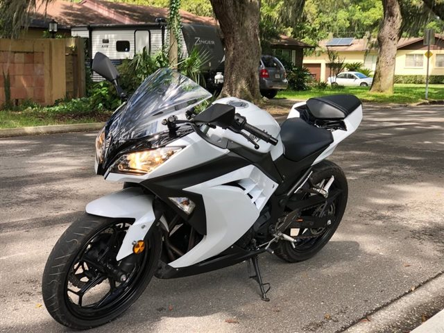 2017 Kawasaki Ninja 300 Base at Powersports St. Augustine