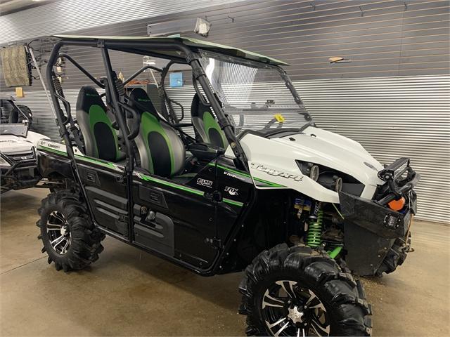 2019 Kawasaki Teryx4 Base at ATVs and More