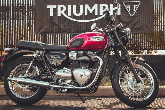 2020 Triumph Bonneville T100 Base at Tampa Triumph, Tampa, FL 33614