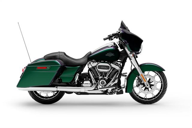 2021 Harley-Davidson Touring Street Glide Special at Arkport Cycles