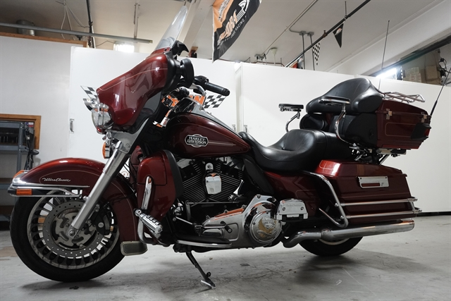 2010 Harley-Davidson Electra Glide Ultra Classic at Suburban Motors Harley-Davidson