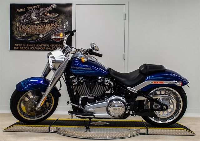 2018 Harley-Davidson Softail Fat Boy 114 at Mike Bruno's Northshore Harley-Davidson
