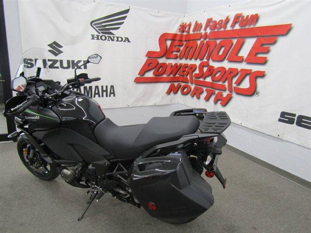 2018 Kawasaki Versys 1000 LT at Seminole PowerSports North, Eustis, FL 32726
