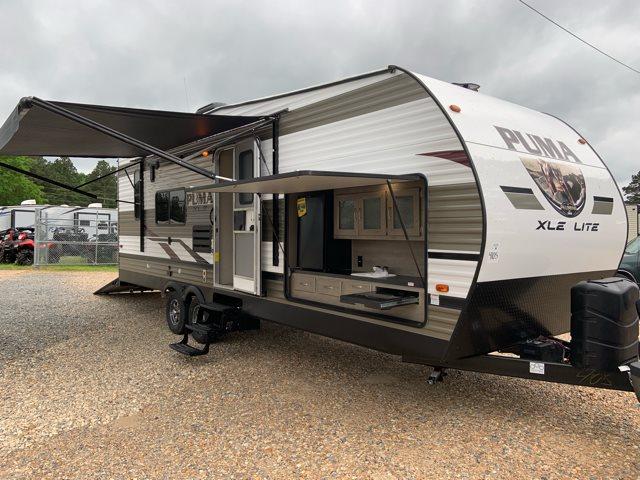 2020 Palomino Puma XLE 25TFC Toy Hauler at Campers RV Center, Shreveport, LA 71129