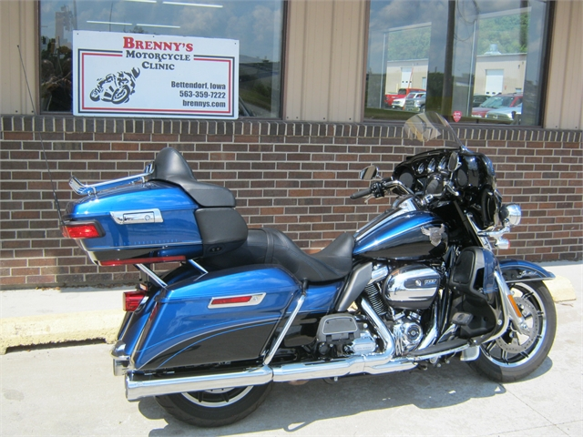 2018 Harley-Davidson 115th Anniversary Ultra Limited at Brenny's Motorcycle Clinic, Bettendorf, IA 52722