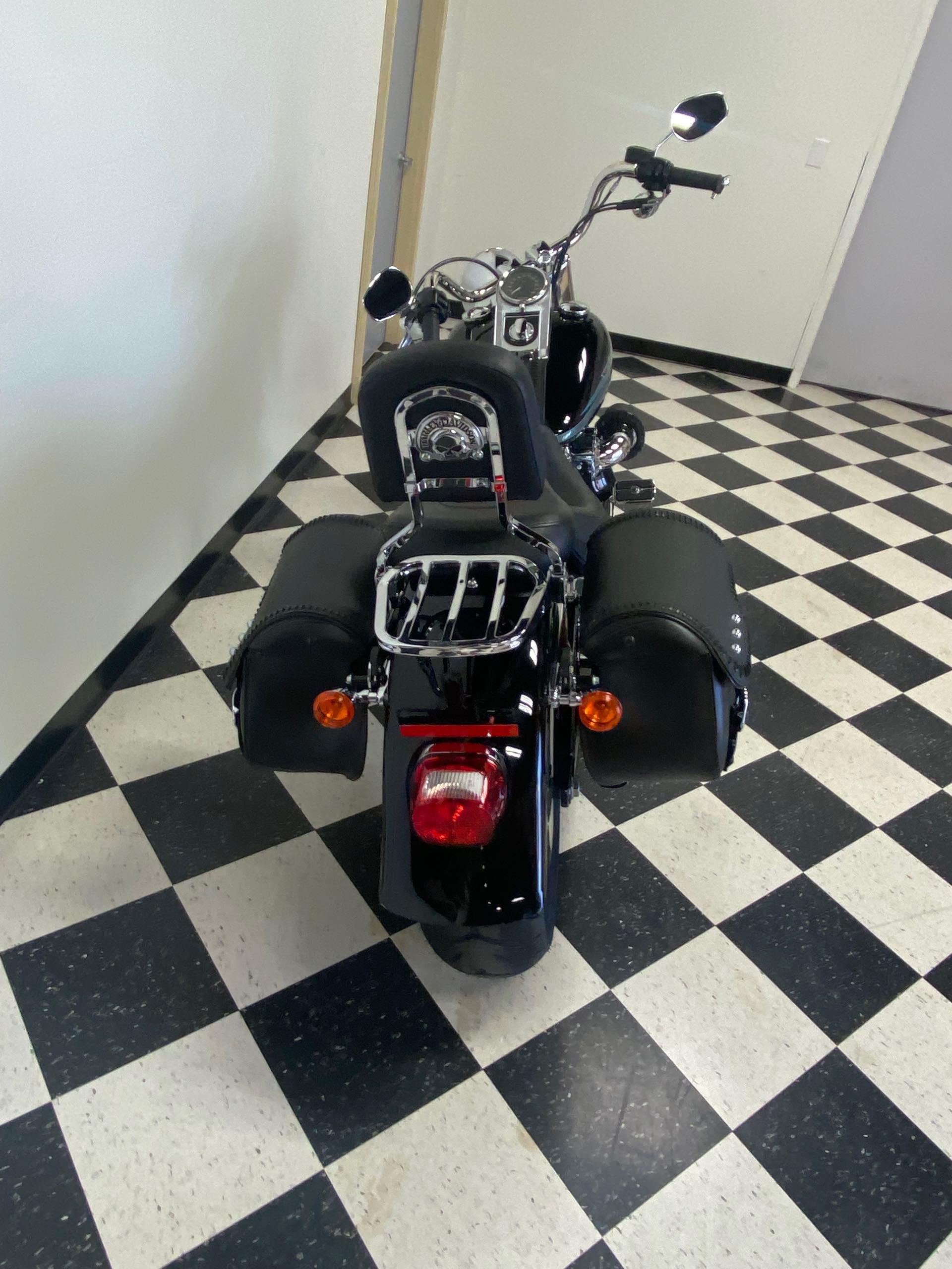 2009 Harley-Davidson Softail Fat Boy at Deluxe Harley Davidson