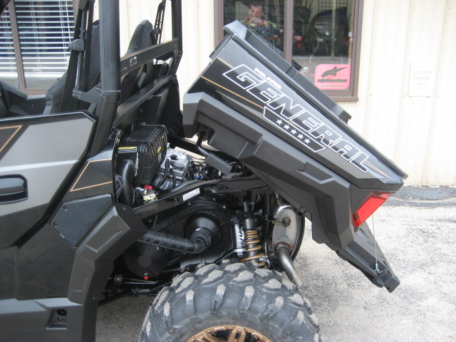 2019 Polaris General 1000 Ride Command Black Pearl at Fort Fremont Marine, Fremont, WI 54940