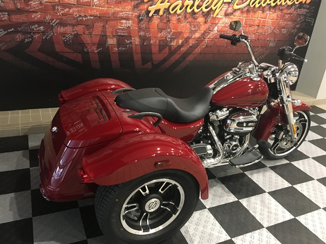 2020 Harley-Davidson Trike Freewheeler at Worth Harley-Davidson