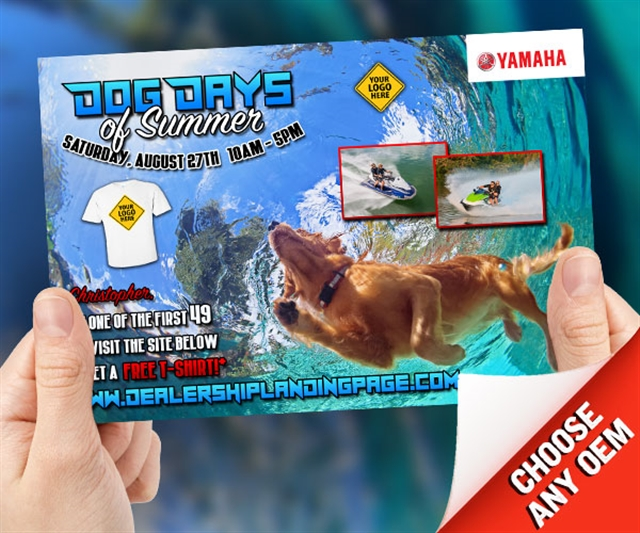 2018 Summer Dog Days of Summer Powersports at PSM Marketing - Peachtree City, GA 30269