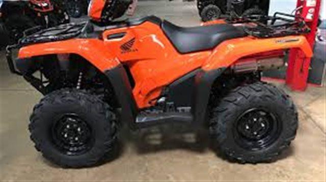 2018 Honda FourTrax Foreman Rubicon 4x4 EPS at Kent Powersports of Austin, Kyle, TX 78640