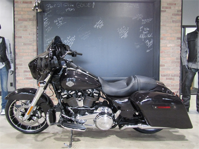 2021 Harley-Davidson Touring Street Glide Special at Cox's Double Eagle Harley-Davidson