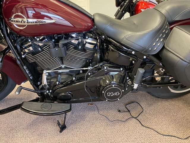 2020 Harley-Davidson Touring Heritage Classic 114 at Carlton Harley-Davidson®