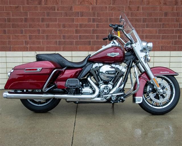2016 Harley-Davidson Road King Base at Harley-Davidson of Fort Wayne, Fort Wayne, IN 46804