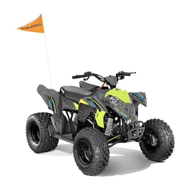 2019 Polaris Outlaw 110 EFI at Lynnwood Motoplex, Lynnwood, WA 98037