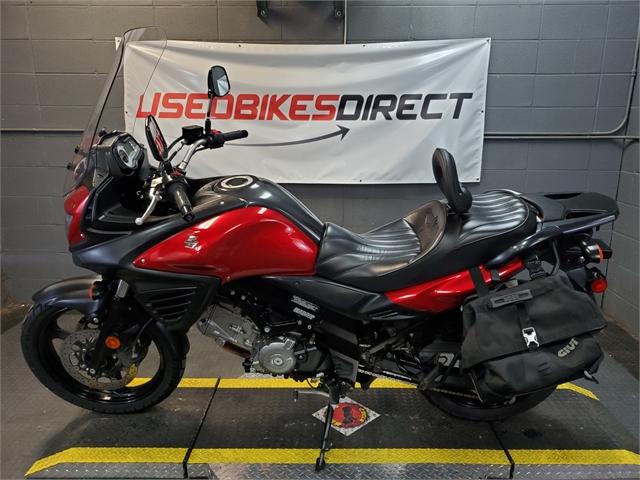 2016 SUZUKI DL650AK16 at Used Bikes Direct