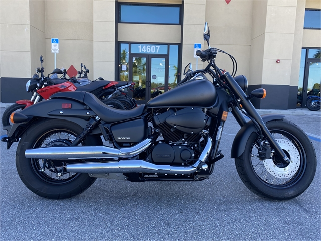 2018 Honda Shadow Phantom at Fort Myers