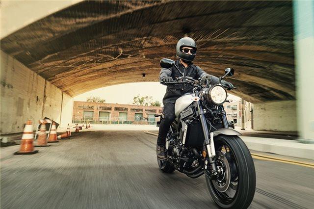 2016 Yamaha XSR 900 at Wild West Motoplex