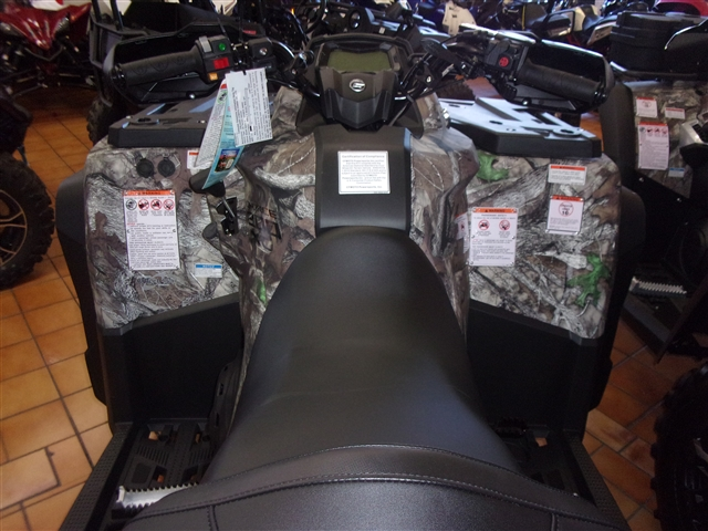 2019 CFMOTO CFORCE 800 XC CAMO at Bobby J's Yamaha, Albuquerque, NM 87110