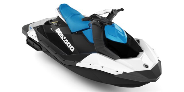 2018 Sea-Doo Spark 2-Up Rotax 900 ACE at Power World Sports, Granby, CO 80446
