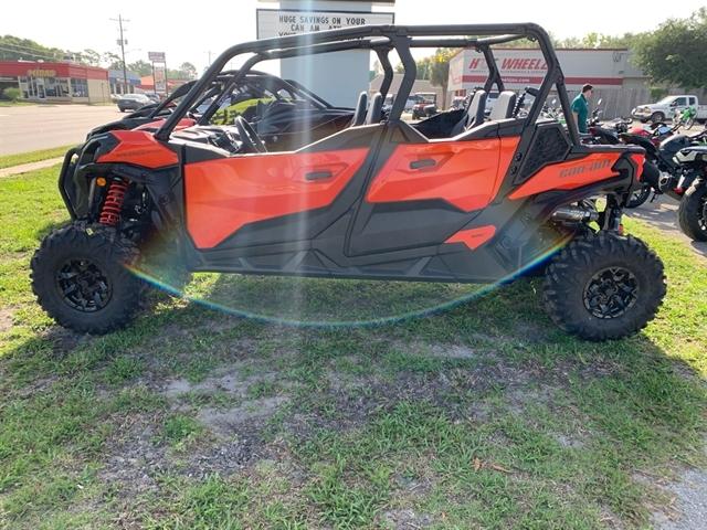 2019 Can-Am Maverick Sport Max 1000R DPS at Jacksonville Powersports, Jacksonville, FL 32225
