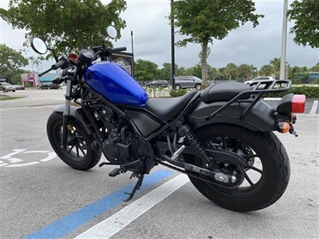 2018 Honda Rebel 500 at Fort Lauderdale