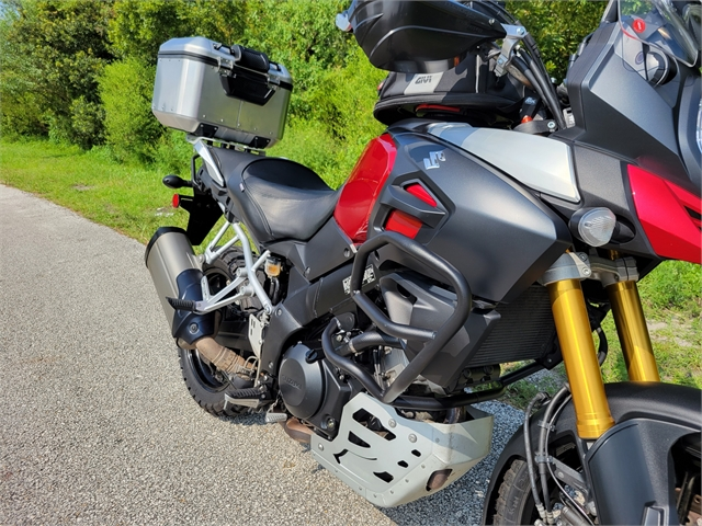 2014 Suzuki V-Strom 1000 ABS Adventure at Powersports St. Augustine