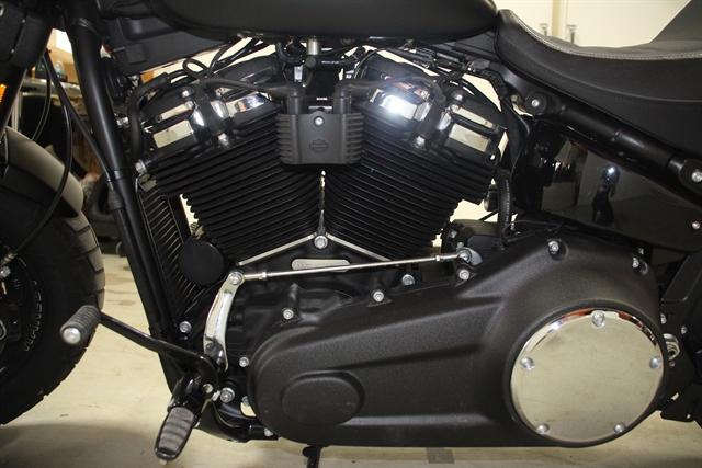 2018 Harley-Davidson Softail Fat Bob Fat Bob at Suburban Motors Harley-Davidson