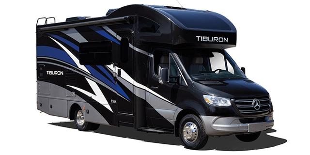 2021 Thor Motor Coach Tiburon 24RW at Youngblood RV & Powersports Springfield Missouri - Ozark MO