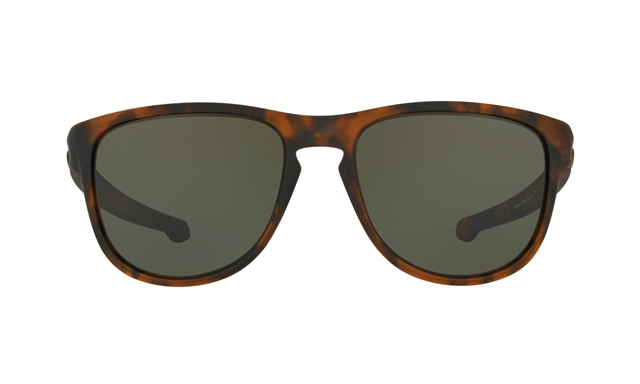 2018 Oakley Sliver™ Round Brown Tortoise w/ Dark Gray at Harsh Outdoors, Eaton, CO 80615