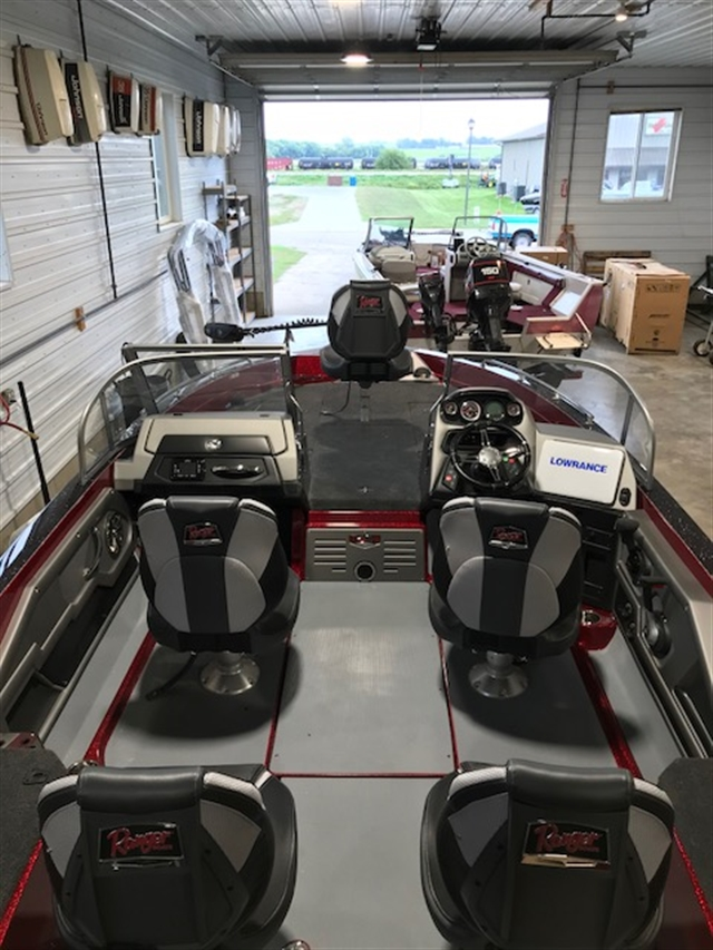 2019 Ranger 621FS at Boat Farm, Hinton, IA 51024