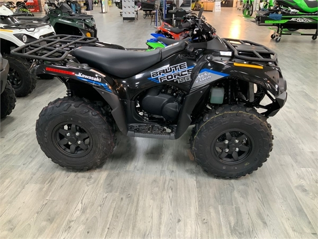 2021 Kawasaki Brute Force 750 4x4i EPS at Jacksonville Powersports, Jacksonville, FL 32225