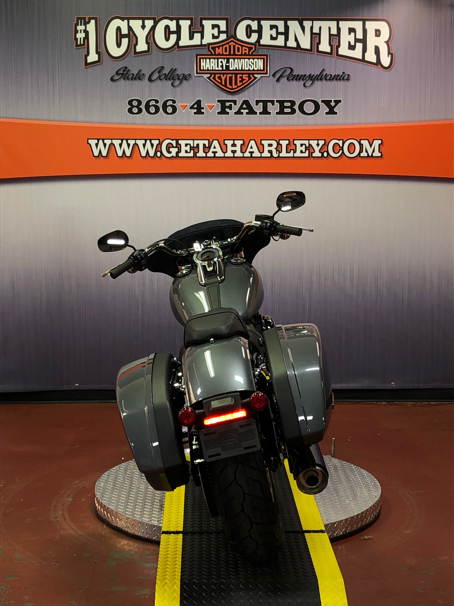 2021 Harley-Davidson FLSB at #1 Cycle Center Harley-Davidson