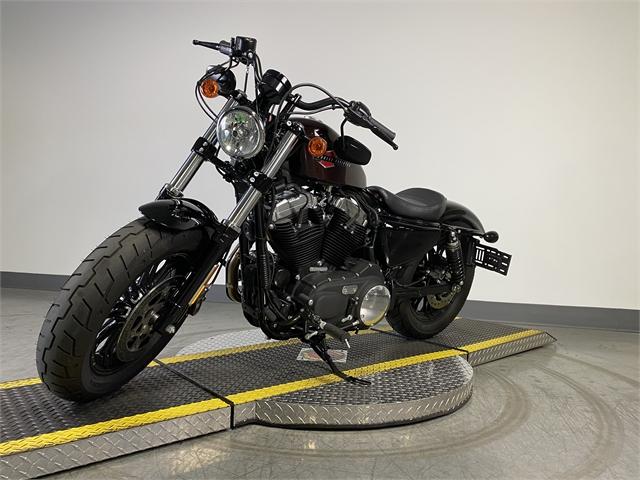 2021 Harley-Davidson Cruiser XL 1200X Forty-Eight at Worth Harley-Davidson