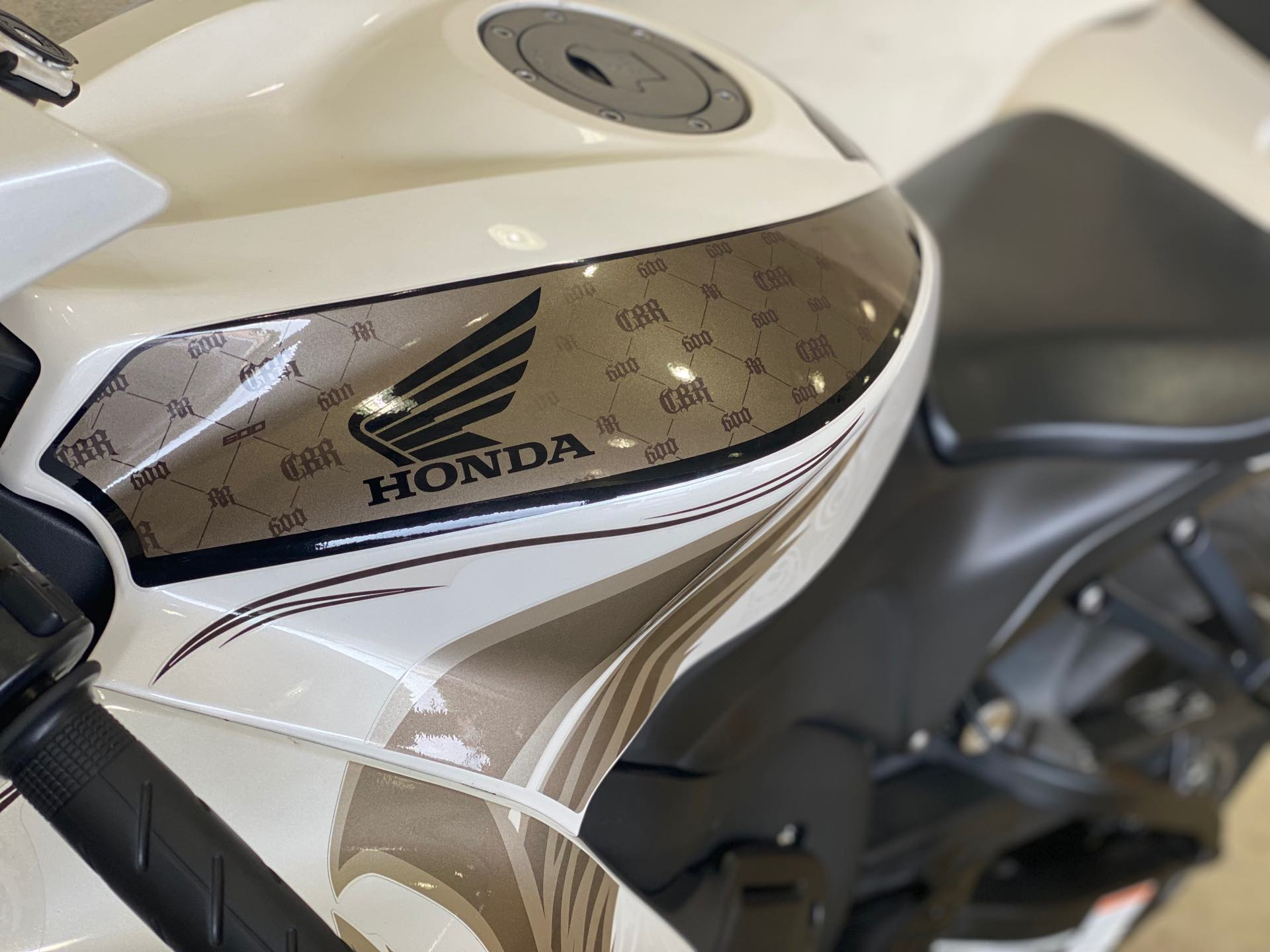 2009 Honda CBR 600RR at Twisted Cycles