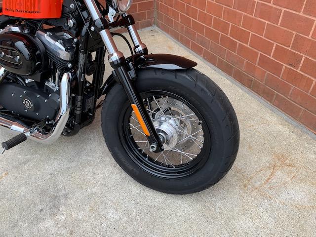 2012 Harley-Davidson Sportster Forty-Eight at Arsenal Harley-Davidson