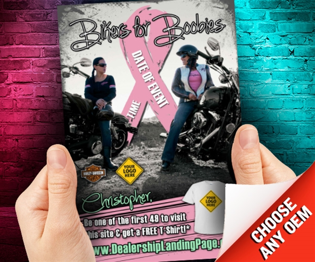 Bikers for Boobies  at PSM Marketing - Peachtree City, GA 30269